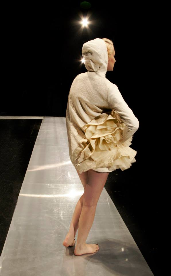 Resistance Fall 2014: Look 7 Couture