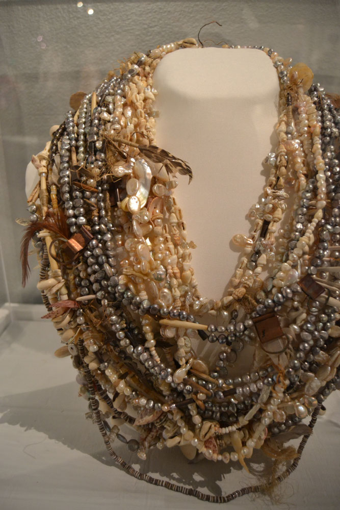 Necklace/Bodice from The New World