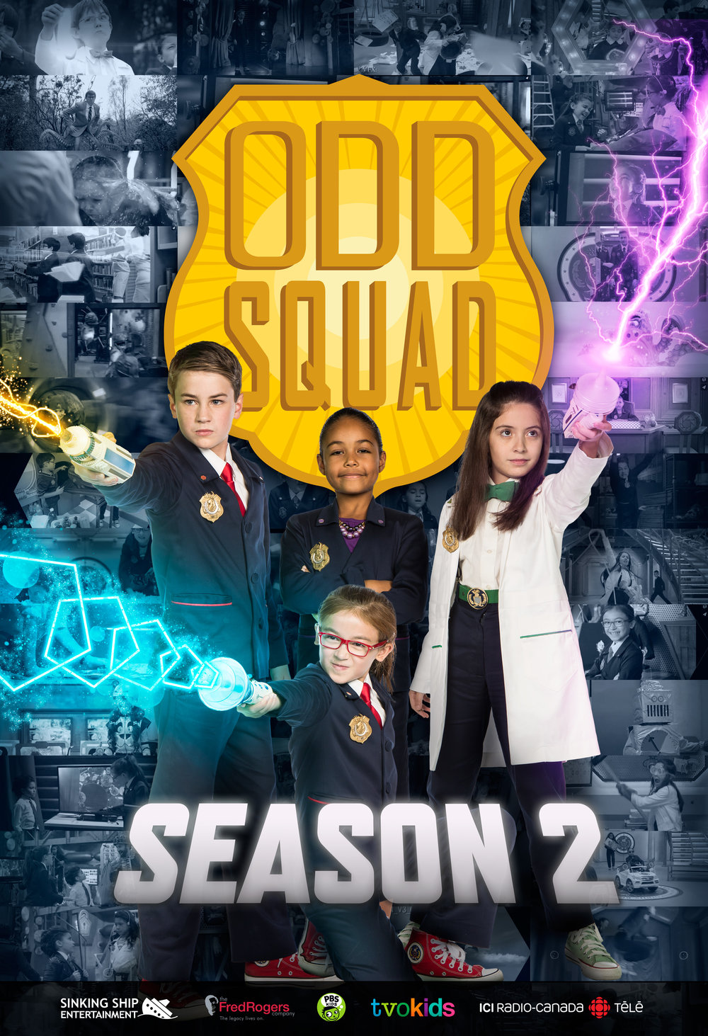 Interview With Christine Toye Odd Squad Costume Designer Fashioned For The Geek