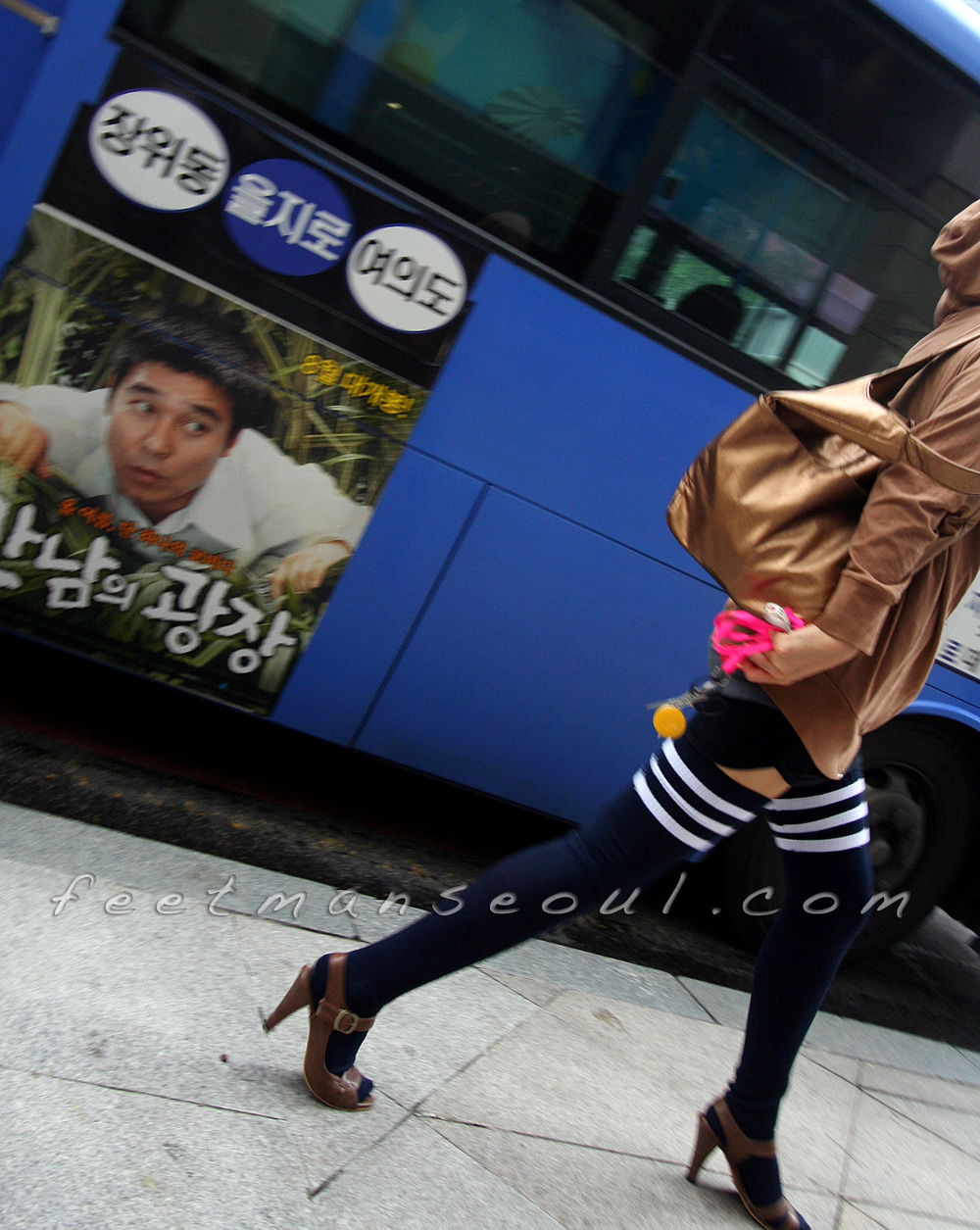 Seoul is brigh, colorful, and often funny.