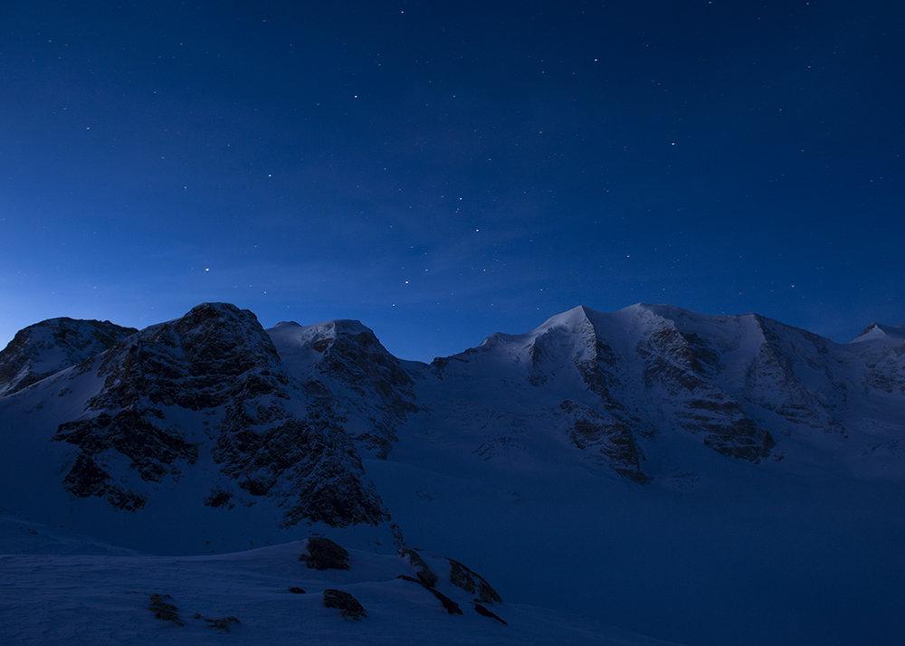 Diavolezza 2973 m ü. M.