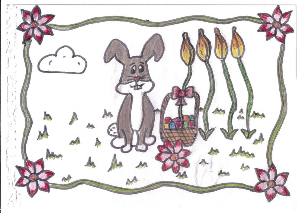 Molly Hunter. Age. Easter Bunny.jpg