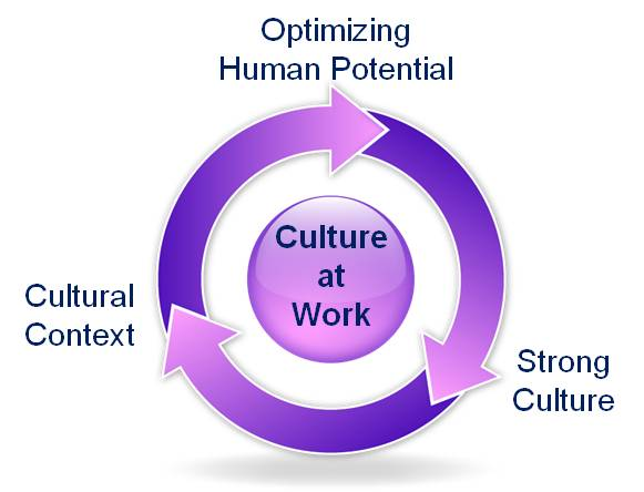 "The ""Culture at Work"" Cycle"