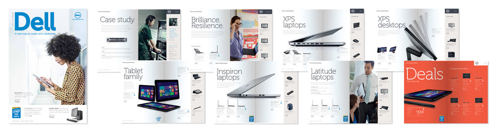 Dell Global Catalogue