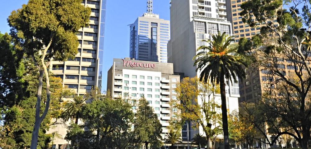 Mercure Treasury Gardens Melbourne Victoria