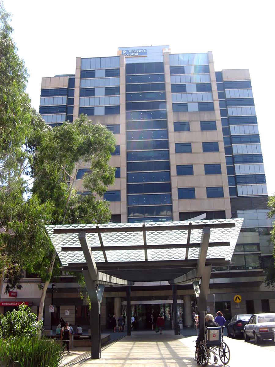 St Vincent Private Hospital Melbourne Victoria