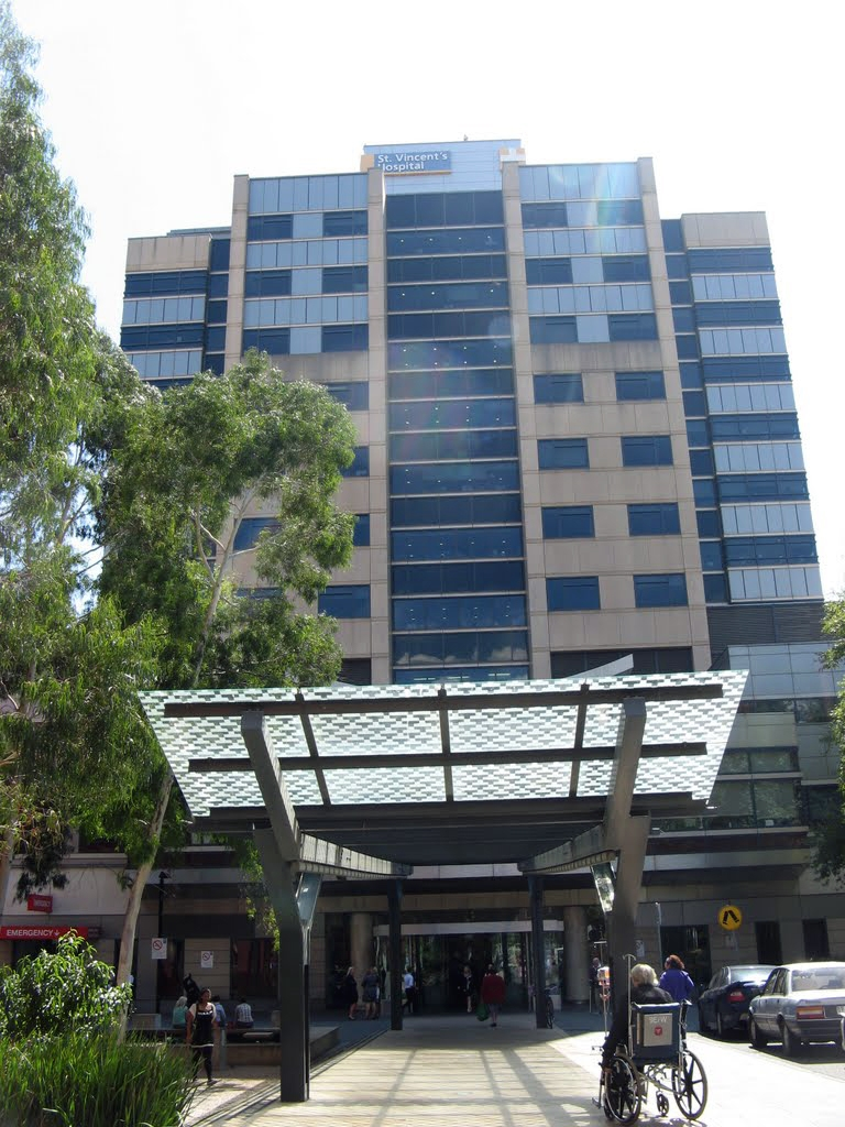 ST VINCENT PRIVATE HOSPITAL MELBOURNE VICTORIA