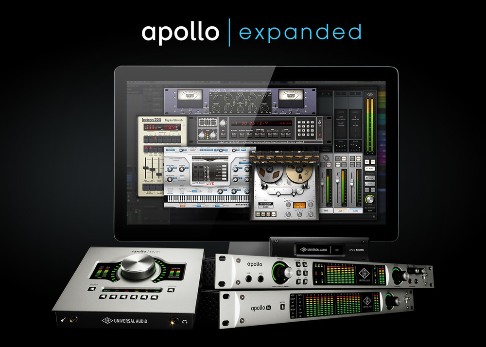 Universal Audio Apollo Expanded