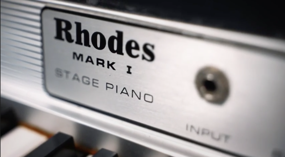 Is This The Most Authentic Fender Rhodes To Date?