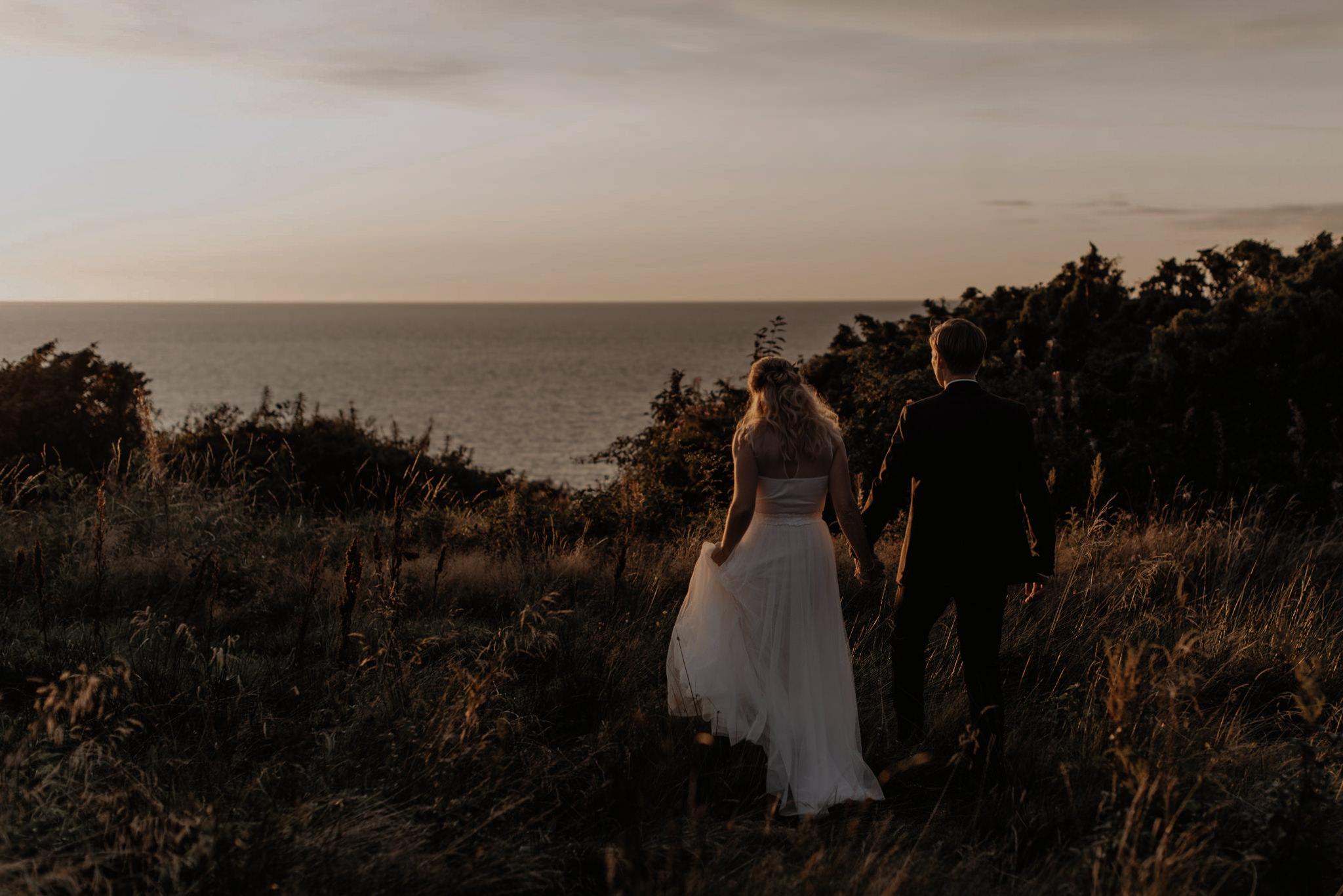 Bröllop på Hovs Hallar