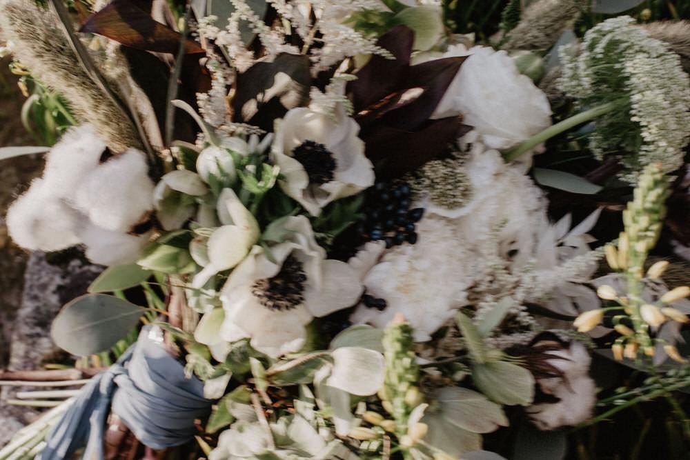 Wedding bouquet by Cracha Wedding Agency in Portugal