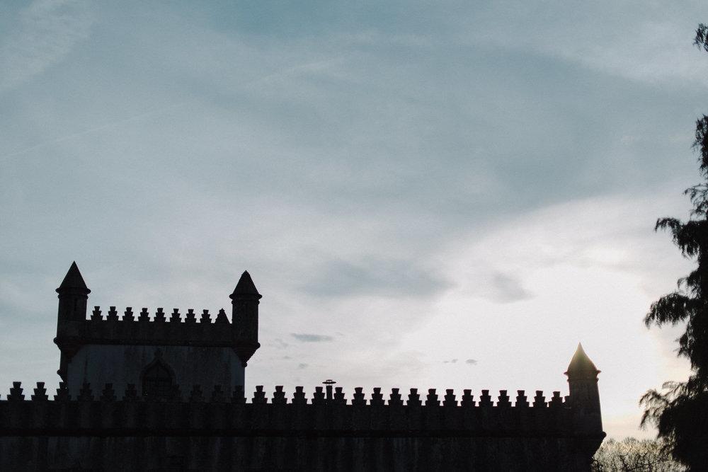 Castelo do Portuzelo, Portugal