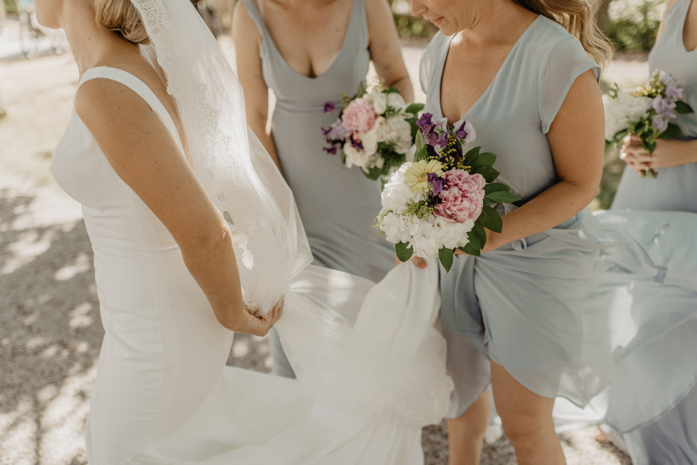 Svensk bröllopsfotograf i Frankrike