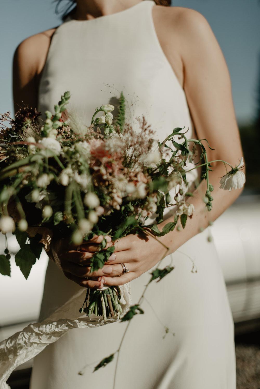 Vild brudbukett av Velobloom