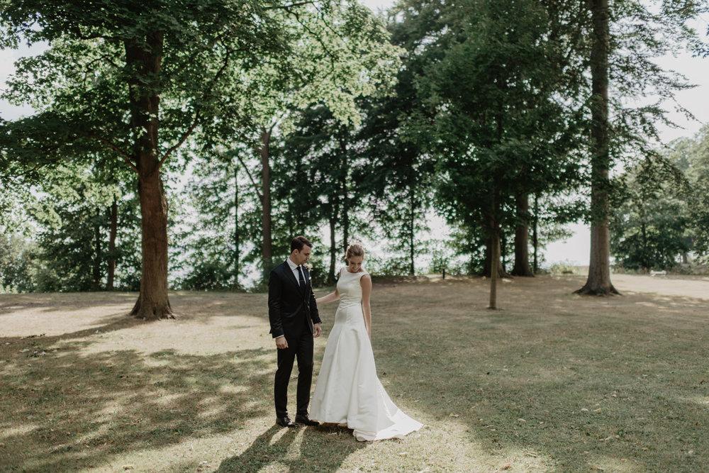 Elegant bröllop på Örenäs Slott, Landskrona