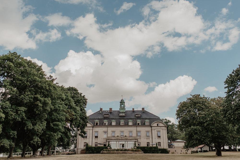 Bröllop Örenäs Slott