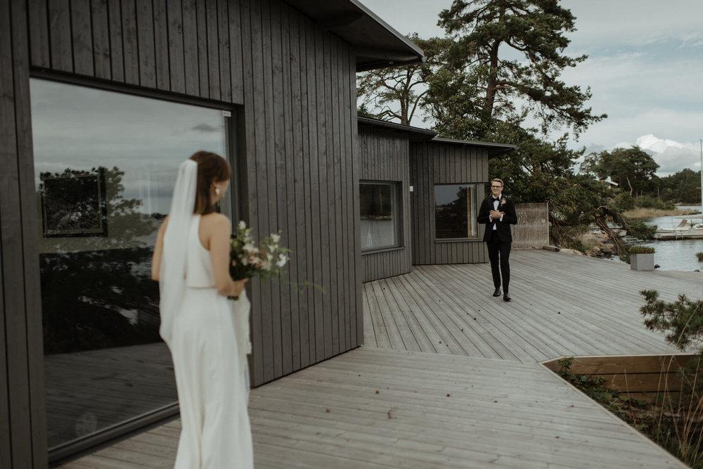 5991bdcb2189 Effortlessly Chic Archipelago Wedding — Aase Pouline ...