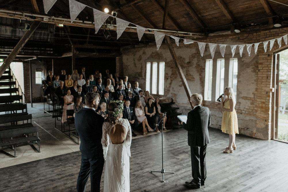 Bröllop MårtenPers Teater