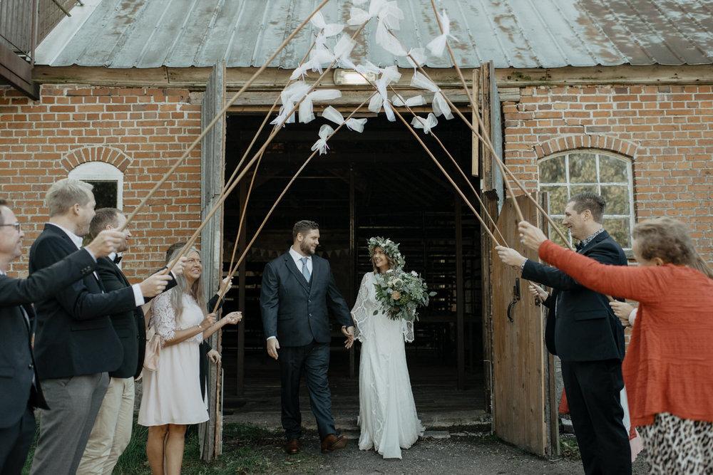 Bröllop MårtenPers Källa, Skåne