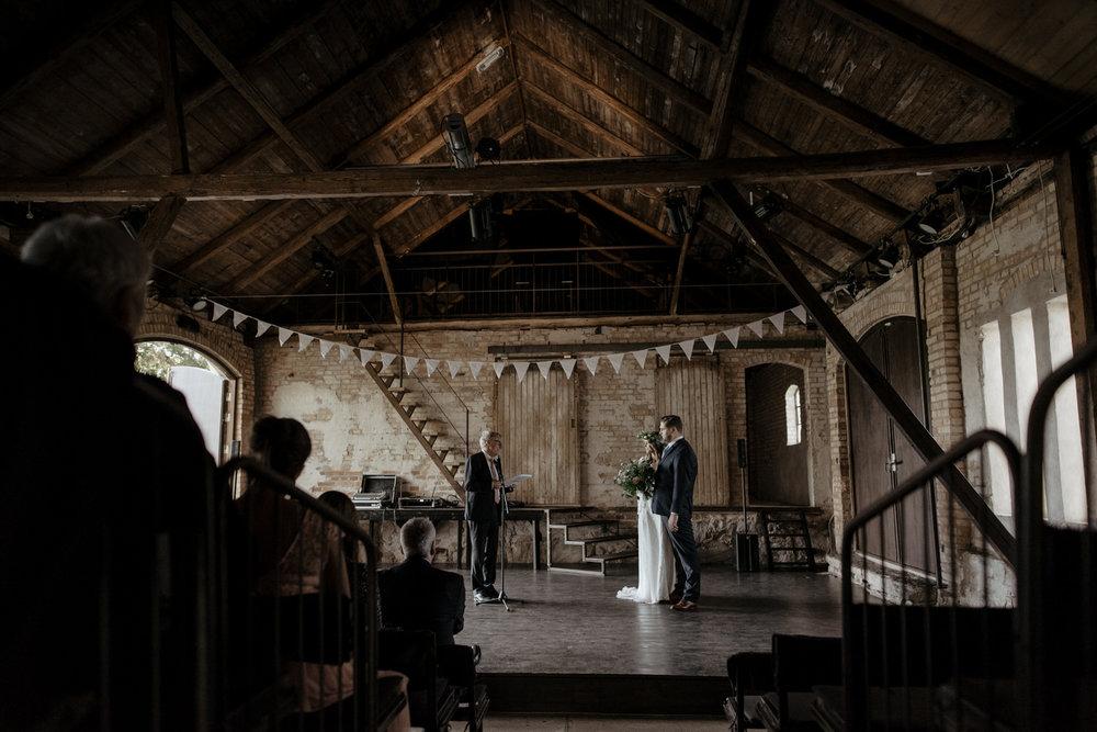 Bröllop i teatern på MårtenPer