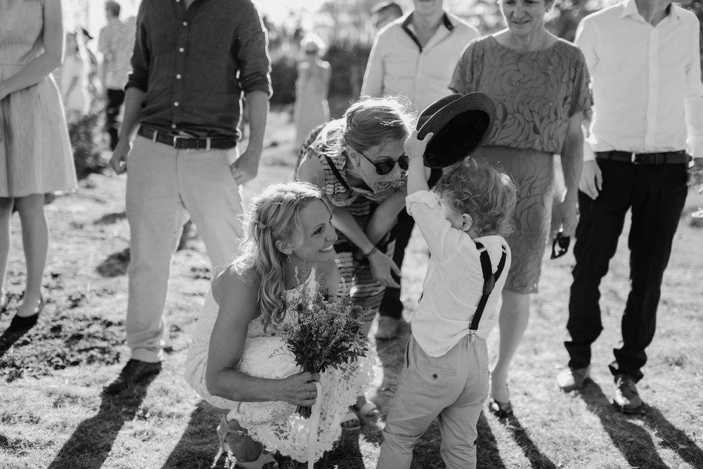 Skärgårdsbröllop på Sydkoster
