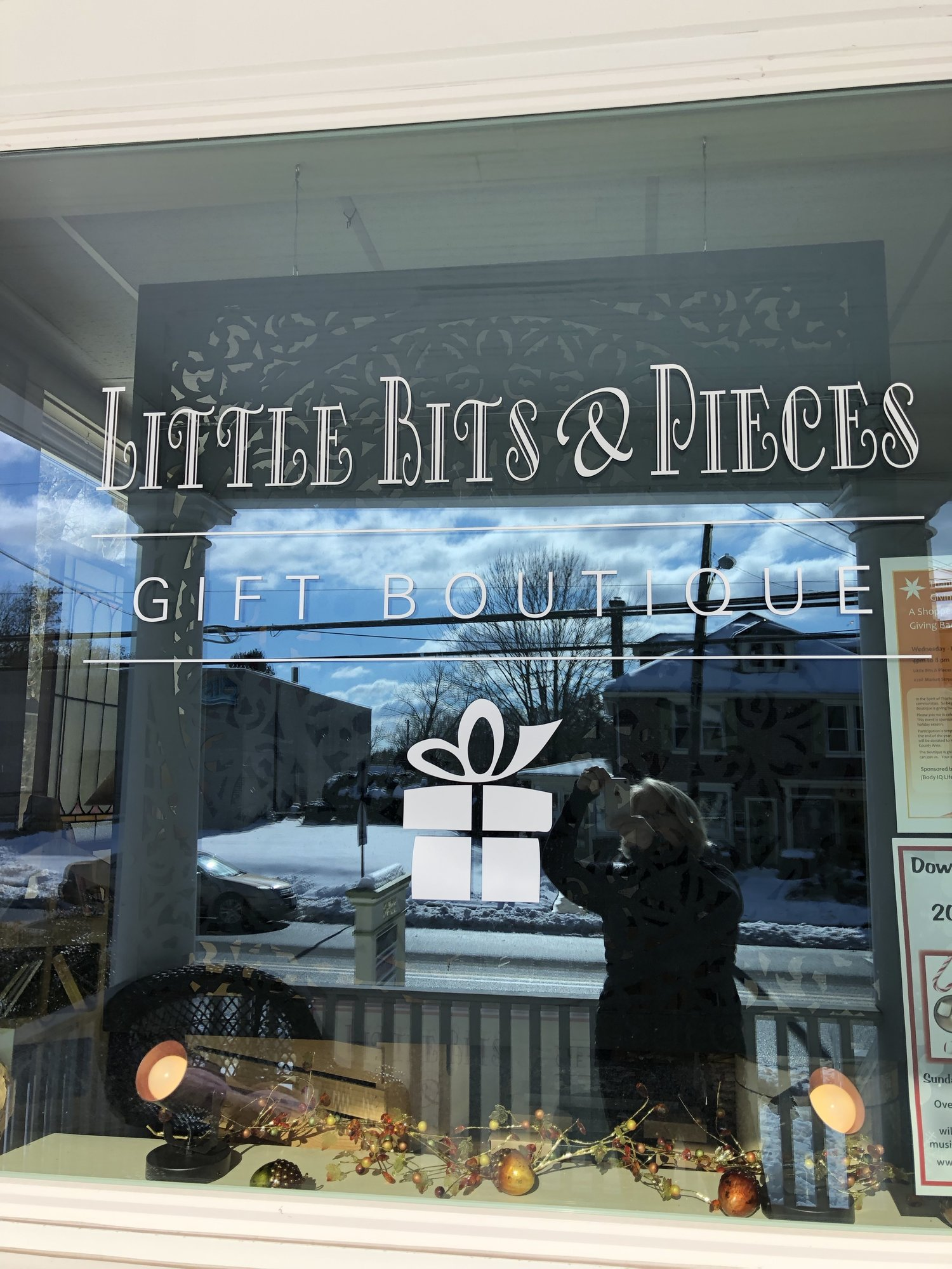 Little Bits & Pieces Gift Boutique and Body IQ Life Pilates Studio