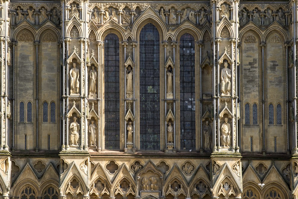 Sacred Spaces - Wells Cathedral, Somerset. — Will Scott Photography