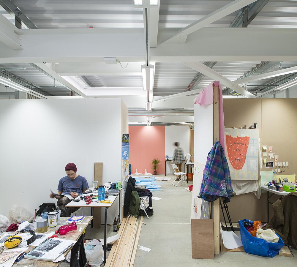 The Ruskin School of Art / Spratley Studios