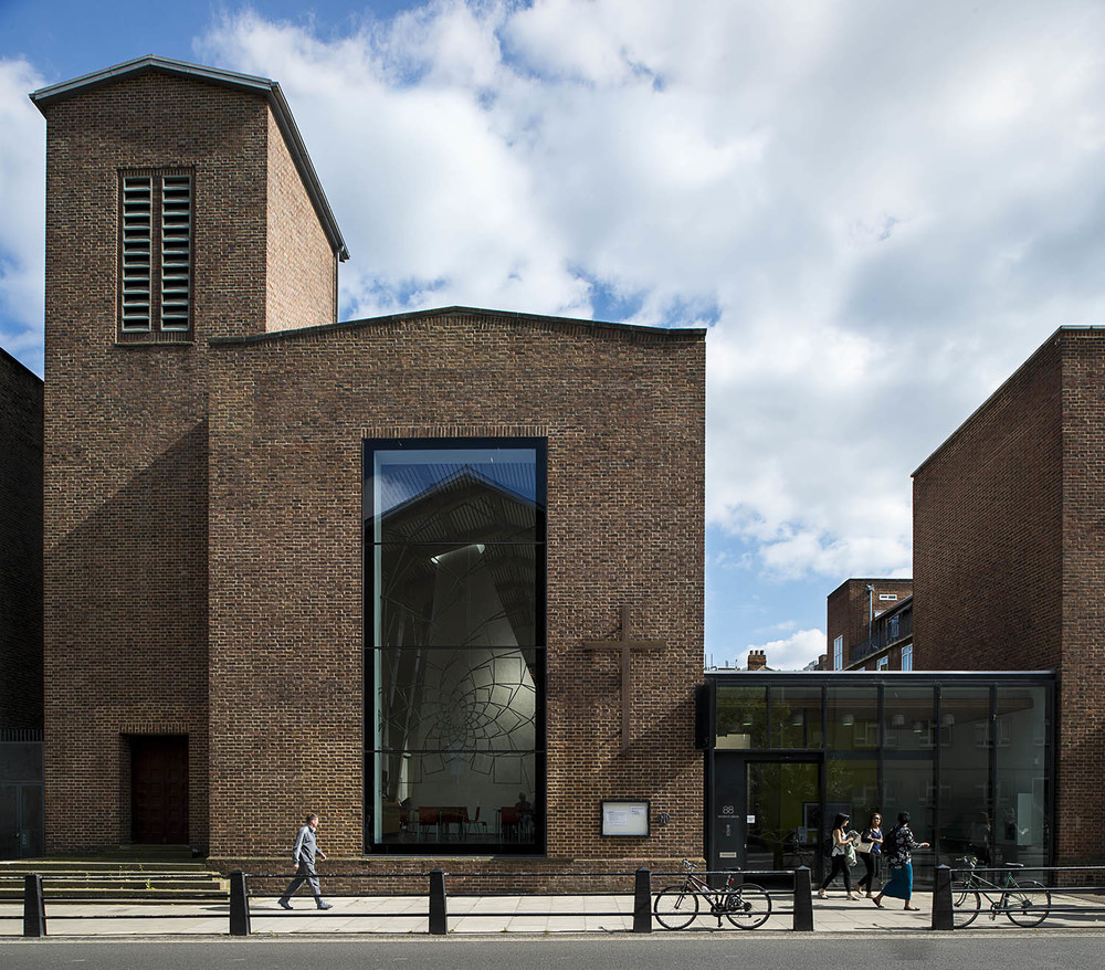 Lumen United Reform Church / Theis & Khan
