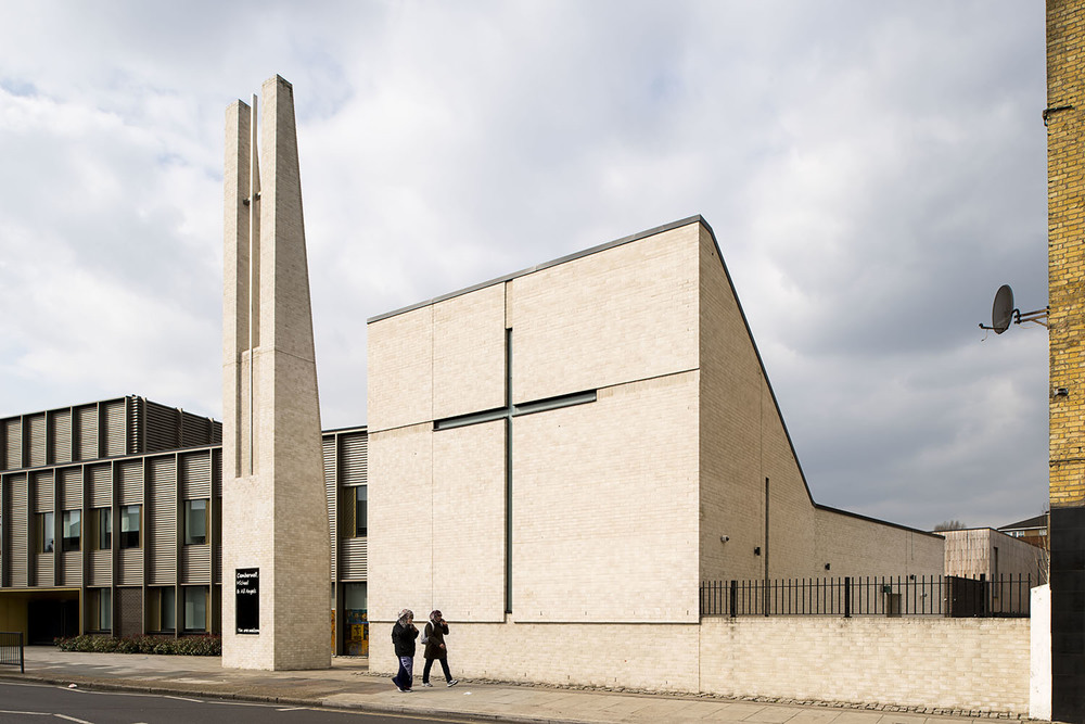 St Michael & All Angels, Camberwell / AHMM