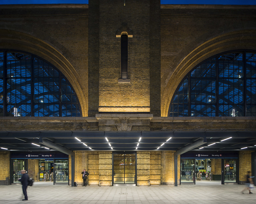 Kings Cross Station / Stanton Williams