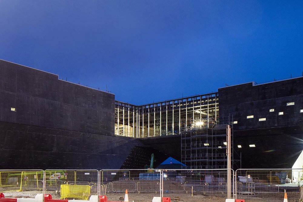 V&A Museum Dundee / Kengo Kuma.
