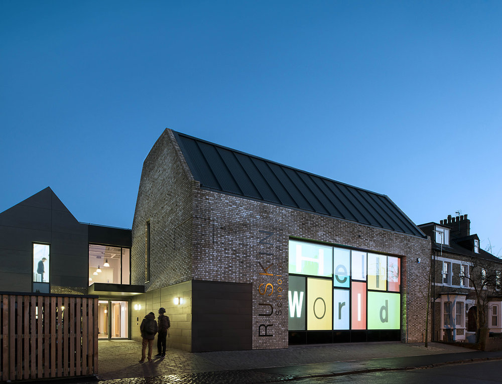 The Ruskin School of Art / Spratley Studios.