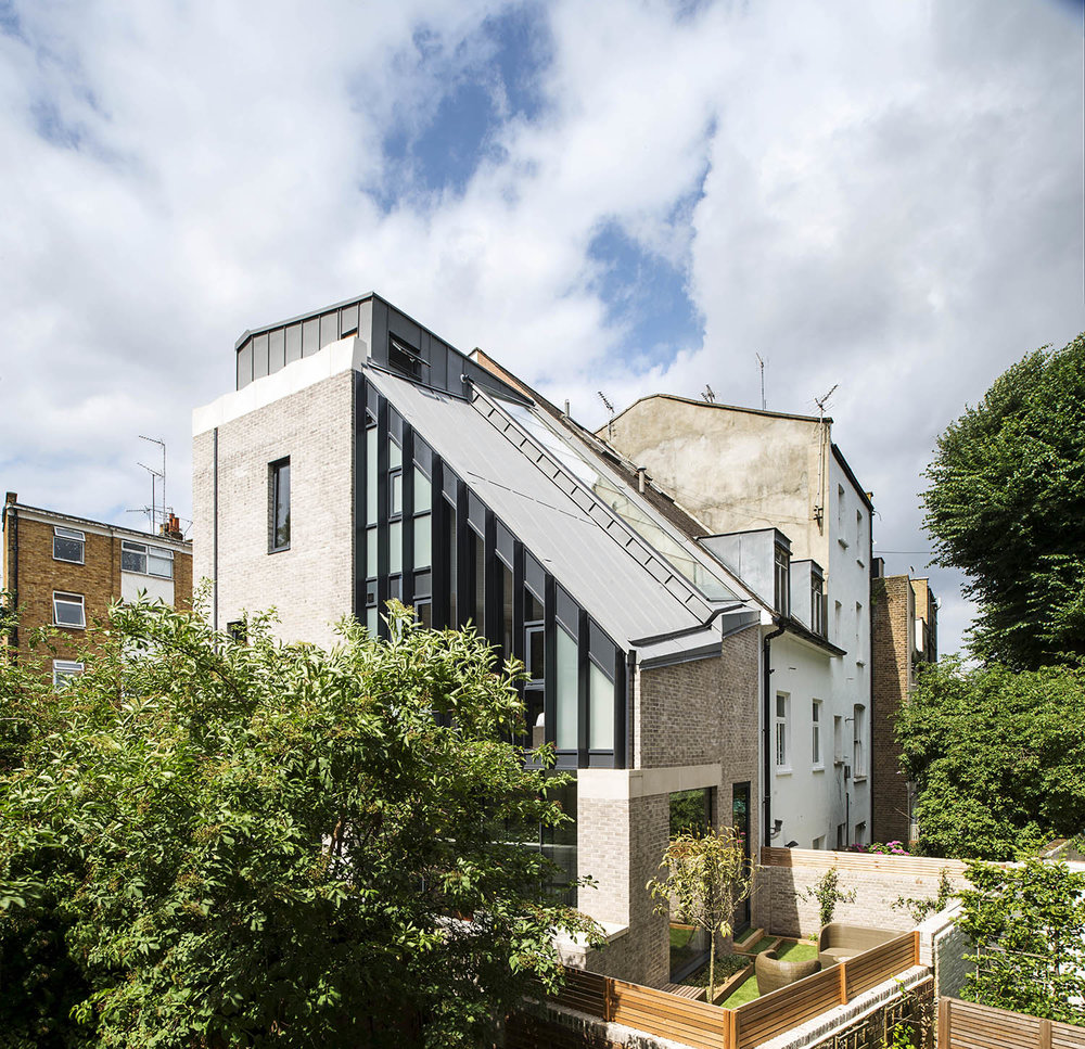The Tailored House / Liddicoat & Goldhill.