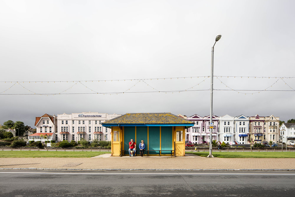 Seaside Shelter - Paignton.