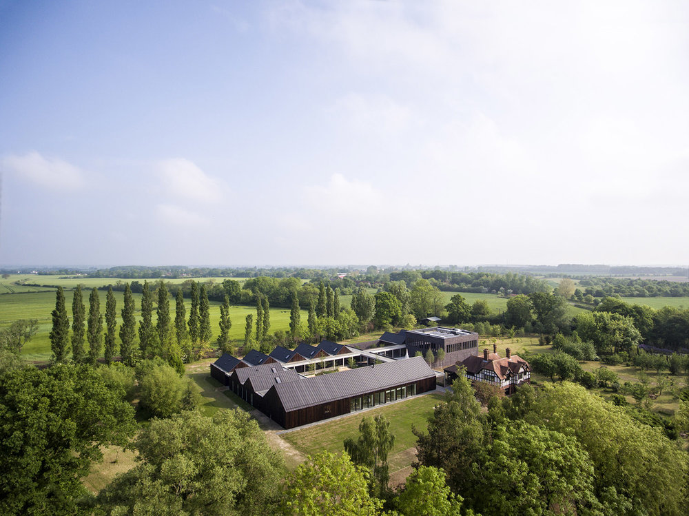 VAJRASANA BUDDHIST RETREAT / WALTERS & COHEN ARCHITECTS