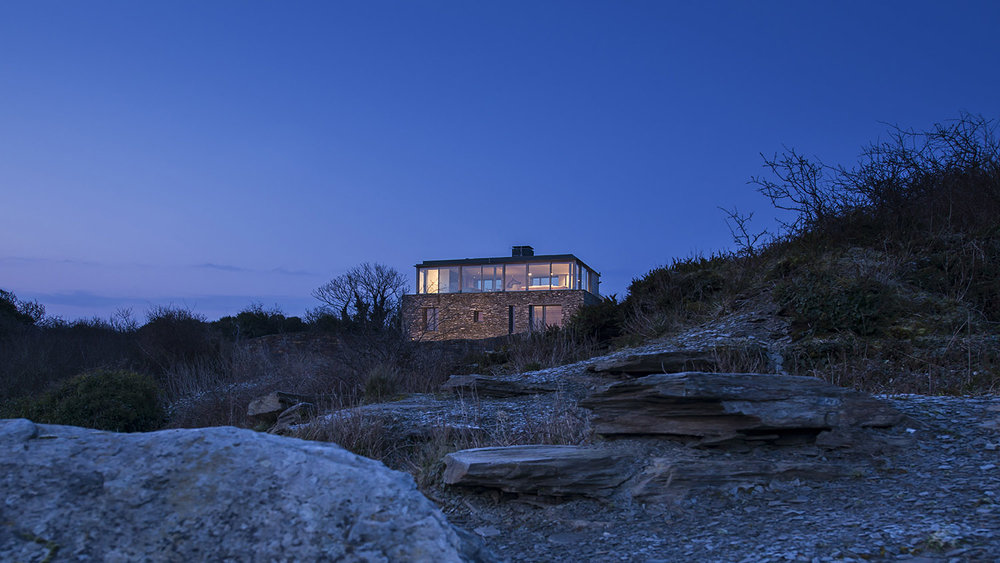 CAMEL QUARRY HOUST / MCLEAN QUINLAN ARCHITECTS