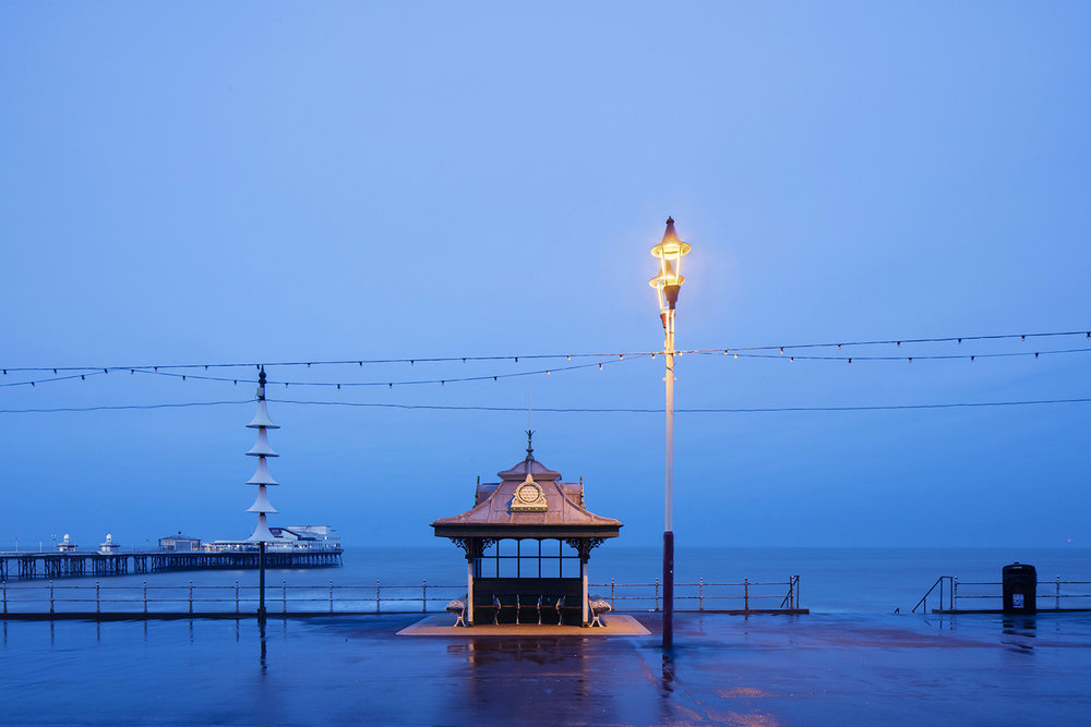 BLACKPOOL / SEASIDE SHELTER