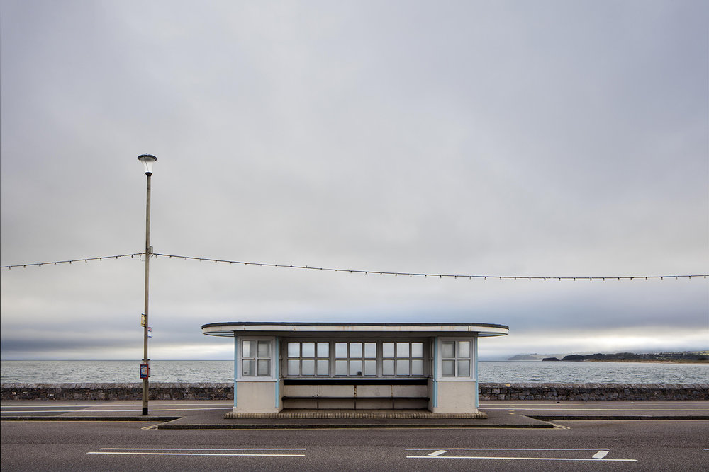 EXMOUTH / SEASIDE SHELTER