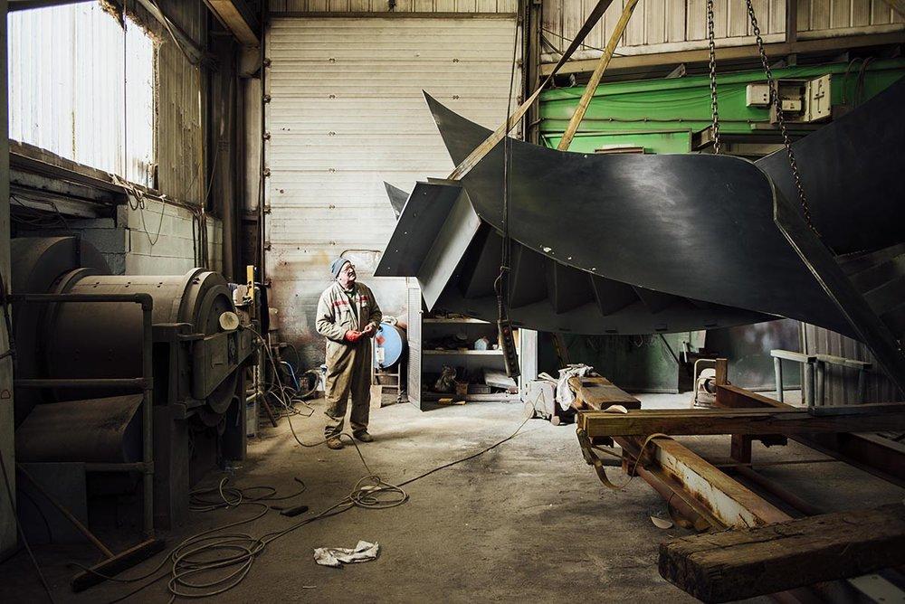 metalworks / littlehampton welding