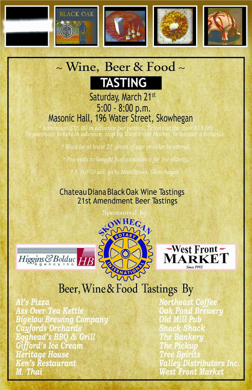 Beer and Wine Tasting 2015