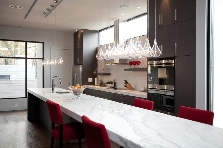 Kiezen van een marmer of alternatief natuursteen keukenblad — amc ...