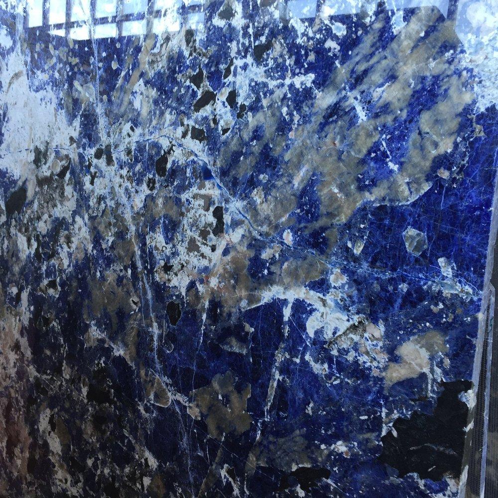 Blue Sodalite Extra