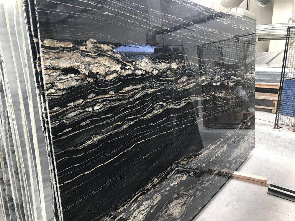 Black Quartzite