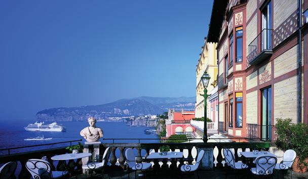 Grand Hotel Excelsior Vittoria, Sorrento — Va Piano Travel
