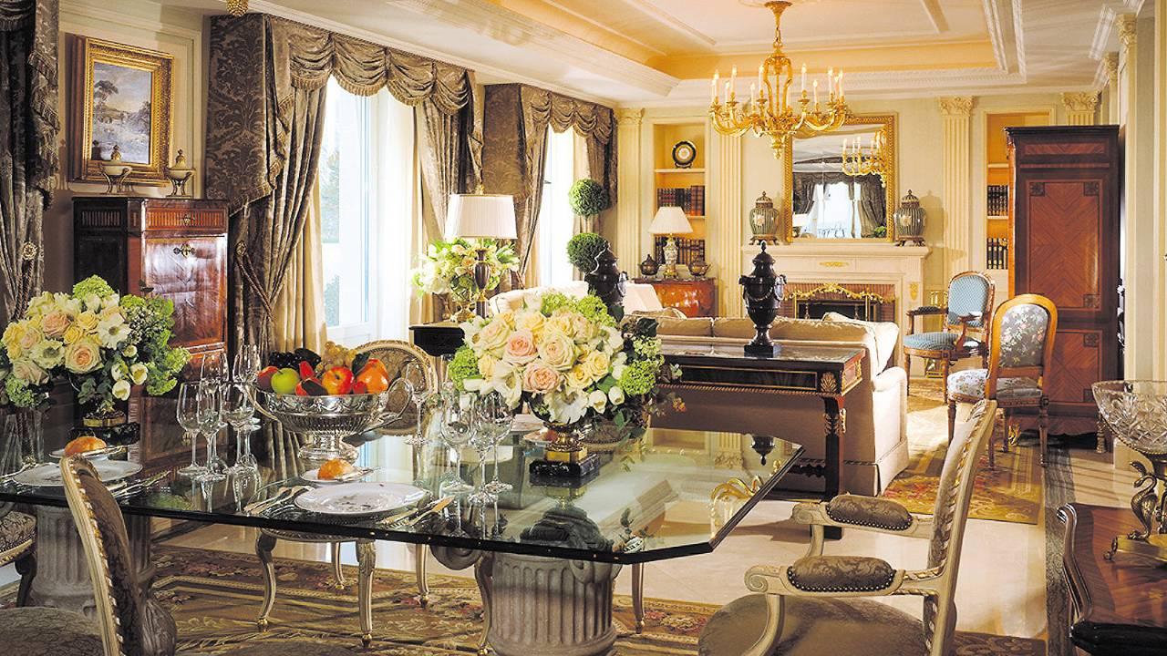 Four seasons hotel george v paris va piano travel for Grand hotel de paris madrid
