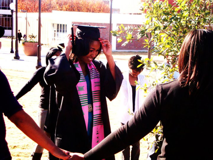 December 18th, 2010- Graduation/ The day I made the decision to trust God and start walking with him, flaws & all.