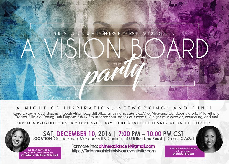 7 Ways to Master the Creative Process of Hosting a ... |Events Vision Board
