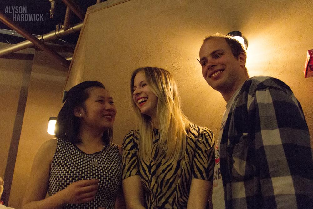 Directors - Pearl, Cassie, Clay