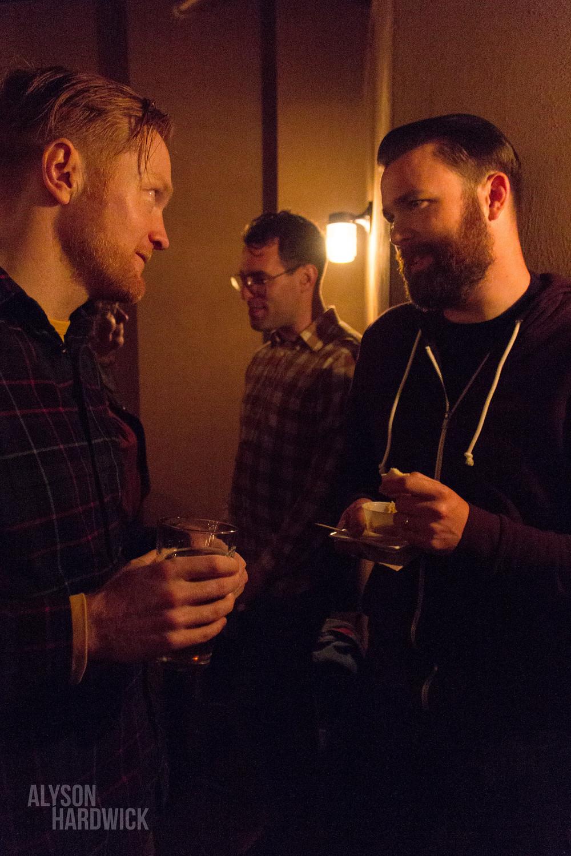 Geordie Miller, Andrew, Lachlan